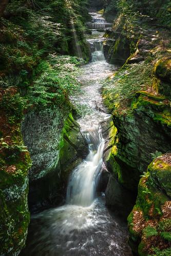 A Series of Falls