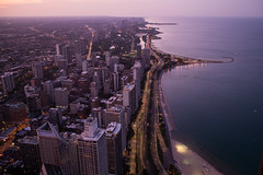 Chicago at Sunrise