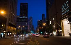 Chicago: North Michigan Avenue