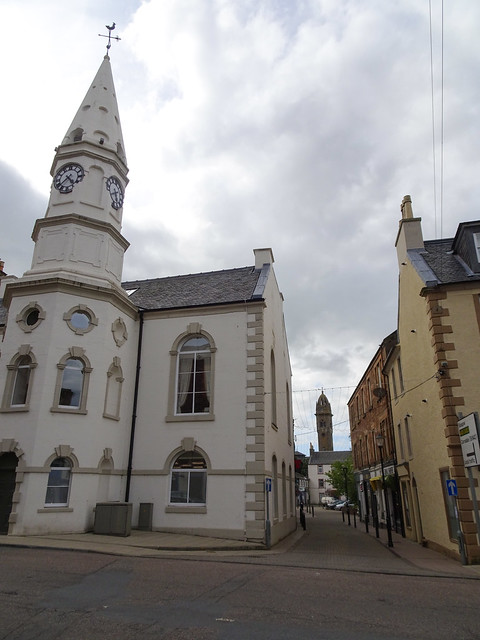 Campbeltown Town Hall, 2018 Aug 07