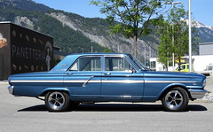 1964 Ford Fairlane 500 New Magnum 500 Wheels