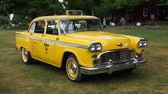 1964 Checker Taxi Cab