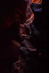 On the Hunt for Windows Desktop Backgrounds in Antelope Canyon