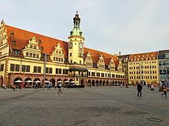 Leipzig Scenes