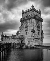 The Tower of Saint Vincente (Belem Tower), Lisbon