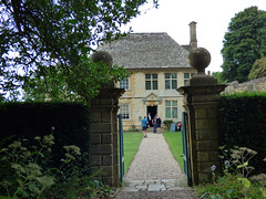 The manor house at Snowshill Manor