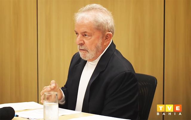 """""""Onde estão os militares nacionalistas?"""", questiona Lula em entrevista à TVE Bahia"""