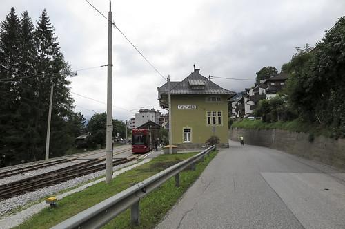 Bahnhof Fulpmes am 31.07.2019