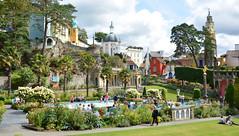 Portmeirion, Wales