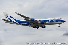 AirBridgeCargo, VP-BIK : XL Over Size