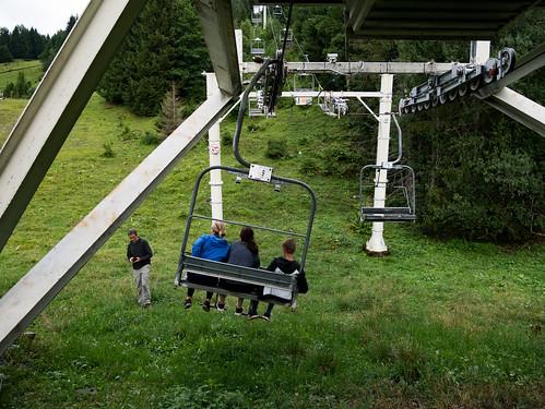 Sixt-Fer-à-Cheval, Haute-Savoie, France