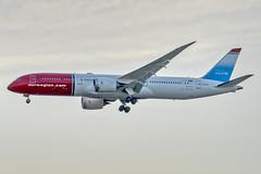 LN-LNT - Norwegian - Boeing 787-9 Dreamliner
