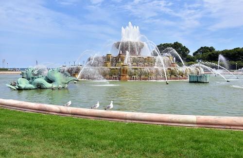 Buckingham Fountain (2019)