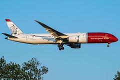 G-CKOG - Norwegian - Boeing 787-9 Dreamliner