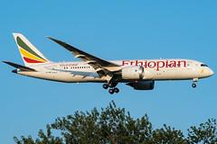 ET-ASG - Ethiopian - Boeing 787-8 Dreamliner