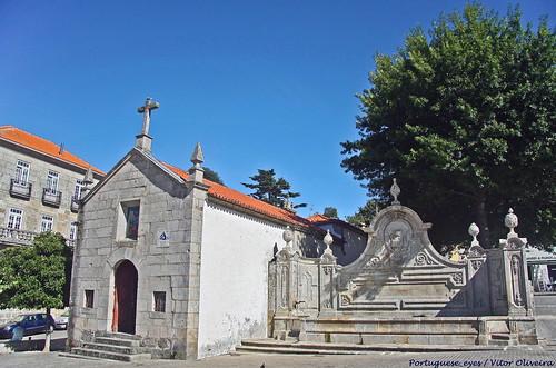 Capela e Fonte do Espírito Santo - Lamego - Portugal 🇵🇹