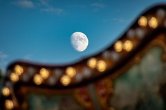 Festive Summer Moon