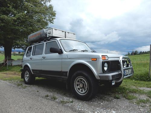 Lada Niva 2131 4x4 (N4076)