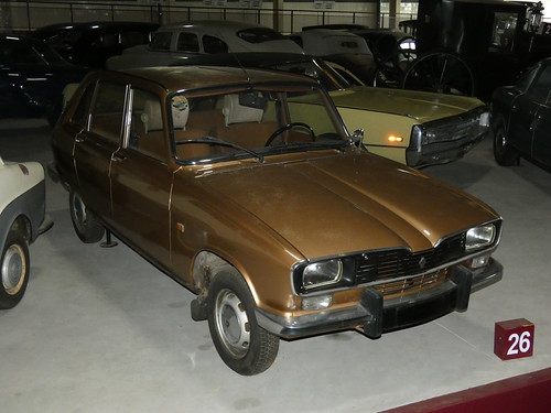 Renault 16 TL 1976