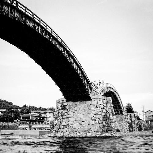 Kintai Bridge, Iwakuni, Yamaguchi Prefecture, Japan 錦帯橋、岩国市、山口県