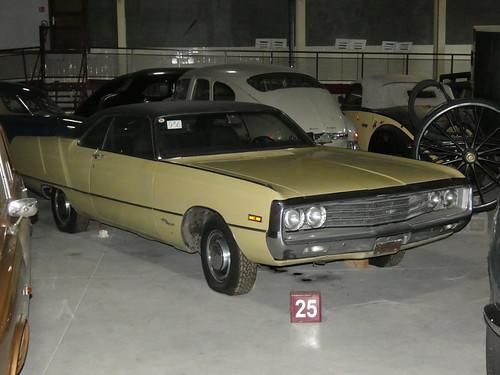 Chrysler Newport Coupé 1971