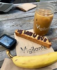 Lunch at Vigilante