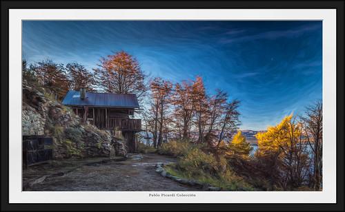 Refugio  Berghof - Cerro Otto - Bariloche - Rio Negro - Argentina