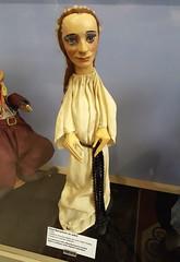 Ethel Barrymore puppet