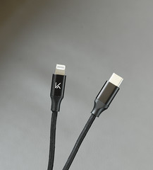 KAN USB Type C To Lighting iPhone AirPod Charge Cable