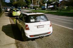 2007 Mini Cooper S rear