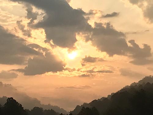 Sunrise August 13, 2019