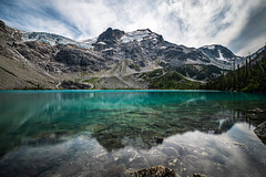 Upper Joffre Lake - British Columbia, Canada - Landscape photography