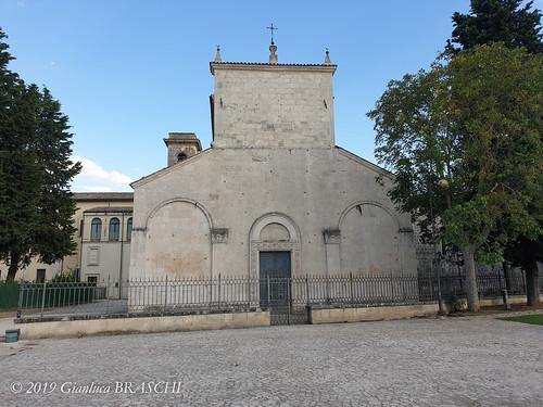 Corfinio, 14 agosto 2019