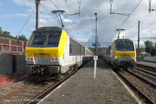 1357 and 1358 at Ciney