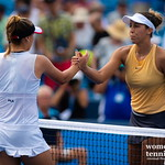 Madison Keys, Sofia Kenin