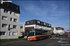 Irisbus Citélis 12 – Setram (Société d'Économie Mixte des TRansports en commun de l'Agglomération Mancelle) n°131