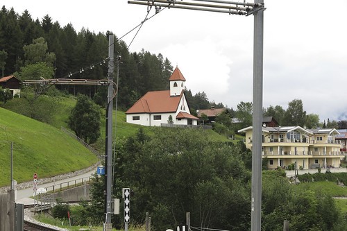 Bahnhof Kreit am 31.07.2019