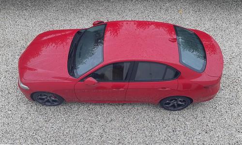 2017 Alfa Romeo Giulia 952 Veloce