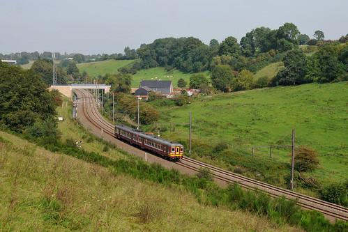 SNCB 253 Baelen 22.08.2011