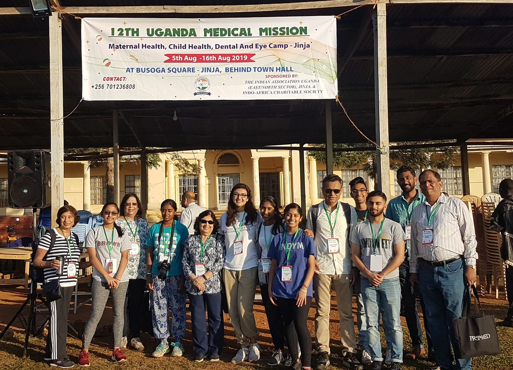 ISSO Seva - 12th Uganda Medical Mission