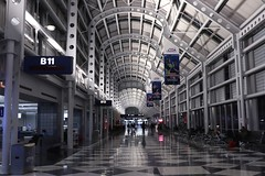 ORD Chicago O'Hare Airport