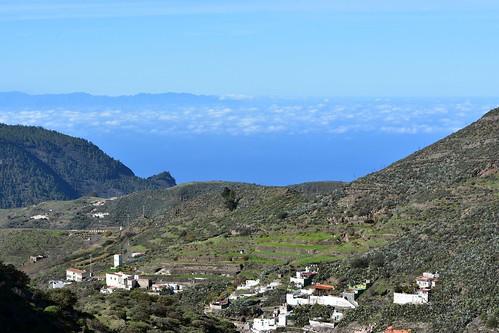 Stunning vista from Juncalillo.
