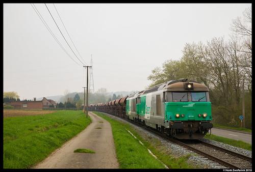 SNCF Fret 467494, Tubize 12-04-2018