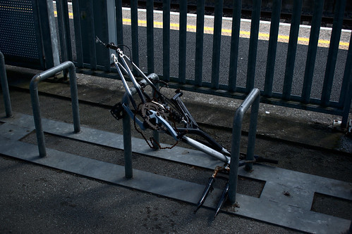Broken Bike