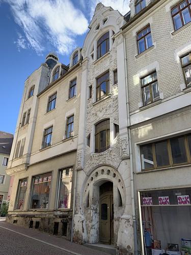 Greiz im Vogtland - Art Nouveau