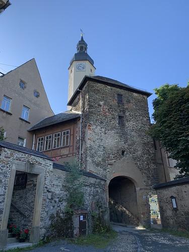Greiz im Vogtland - Oberes Schloss