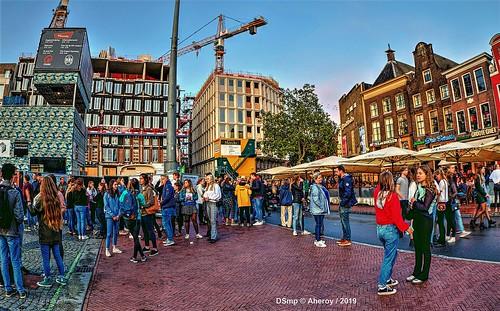 Grote Markt,Groningen Stad,the Netherlands,Europe