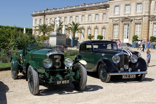Bentley 6½ Litre & Bentley 4¼ Litre Park Ward