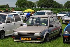 1987 Toyota Starlet 1.0 XL