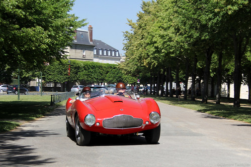 Aston Martin DB2/4 Bertone Spider
